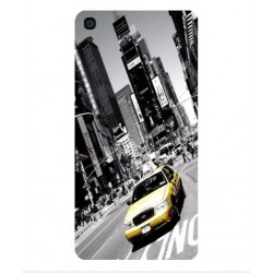 Funda New York Para Alcatel OneTouch Idol 3 4.7