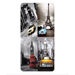 Coque Best Vintage Pour Alcatel OneTouch Idol 3 4.7