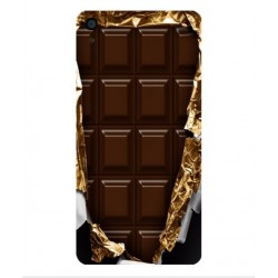 Funda Protectora 'I Love Chocolate' Para Alcatel OneTouch Idol 3 5.5