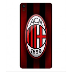 Coque AC Milan Pour Alcatel OneTouch Idol 3 5.5