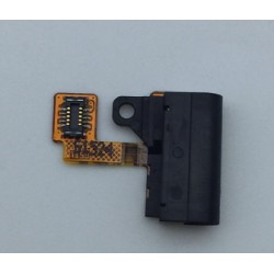 Audio Jack Connector And Microphone Flex Cable For Bouygues Telecom Ultym 5