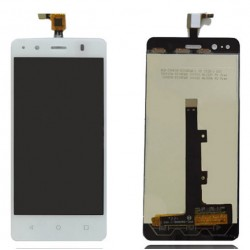 White BQ Aquaris M4.5 Complete Replacement Screen
