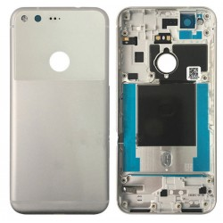 Google Pixel Silver Battery Cover