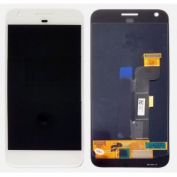 White Google Pixel Complete Replacement Screen