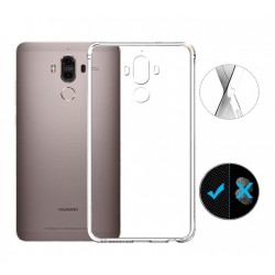 Huawei Mate 9 Lite Transparent Silicone Case