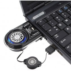 USB External Fan For Asus X555YI-XX150T