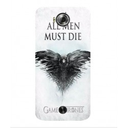 Funda All Men Must Die Para Acer Jade Primo
