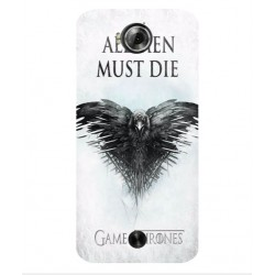 Funda All Men Must Die Para Acer Liquid Jade 2