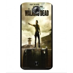 Funda Walking Dead Para Acer Liquid Jade 2
