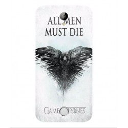 Funda All Men Must Die Para Acer Liquid M320