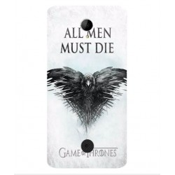 Acer Liquid Zest Plus All Men Must Die Cover