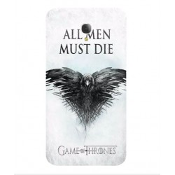 Funda All Men Must Die Para Alcatel Fierce 4