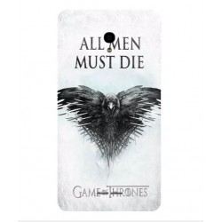 Funda All Men Must Die Para Alcatel Pop Star LTE