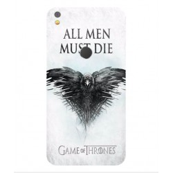 Protection All Men Must Die Pour Alcatel Shine Lite