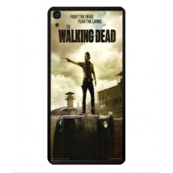Funda Walking Dead Para Alcatel OneTouch Idol 3 5.5