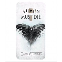 Protection All Men Must Die Pour Asus ZenFone 3 Deluxe 5.5 ZS550KL