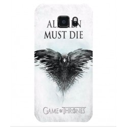 Samsung Galaxy S7 Active All Men Must Die Cover
