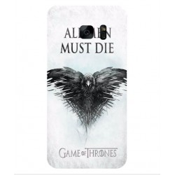 Samsung Galaxy S7 Edge All Men Must Die Cover