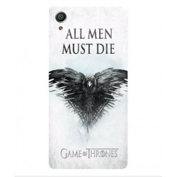Sony Xperia E5 All Men Must Die Cover