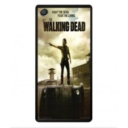 Sony Xperia E5 Walking Dead Cover