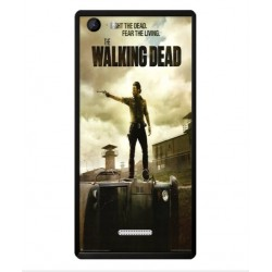 Wiko Fever 4G Walking Dead Cover