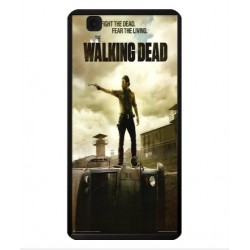 Wiko Fizz Walking Dead Cover