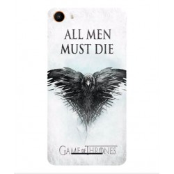 Protection All Men Must Die Pour Wiko Jerry