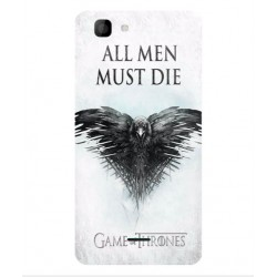Protection All Men Must Die Pour Wiko Kite 4G