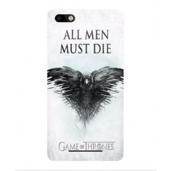 Wiko Lenny 3 All Men Must Die Cover