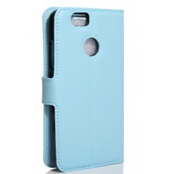 Huawei Nova Blue Wallet Case