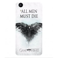 Wiko Rainbow Jam 4G All Men Must Die Cover