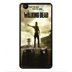Wiko Rainbow Jam 4G Walking Dead Cover