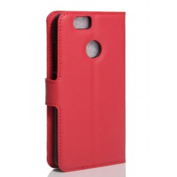 Huawei Nova Red Wallet Case