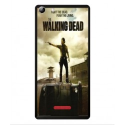 Coque Walking Dead Pour Wiko Selfy 4G Rubby
