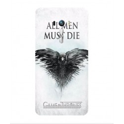 All Men Must Die Custodia Per Asus Zenfone 2 Laser ZE600KL