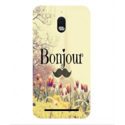 Coque Hello Paris Pour BlackBerry Aurora