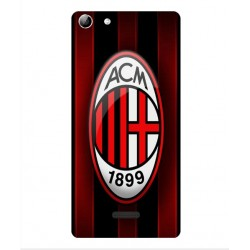 Wiko Selfy AC Milan Cover