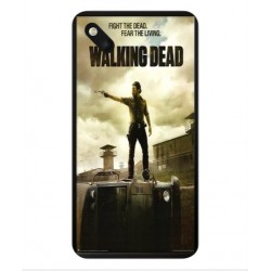 Wiko Sunset 2 Walking Dead Cover