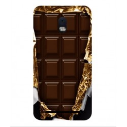 Funda Protectora 'I Love Chocolate' Para BlackBerry Aurora