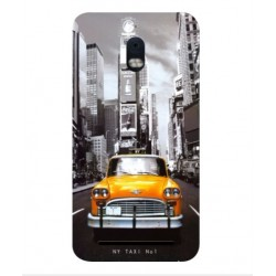 Carcasa New York Taxi Para BlackBerry Aurora