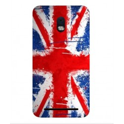 Coque UK Brush Pour BlackBerry Aurora