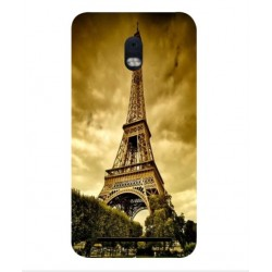 Coque Protection Tour Eiffel Pour BlackBerry Aurora