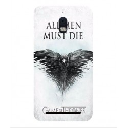 Funda All Men Must Die Para BlackBerry Aurora