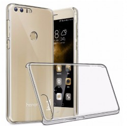 Coque De Protection Rigide Pour Huawei Honor 8 - Transparent