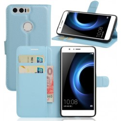 Huawei Honor 8 Blue Wallet Case