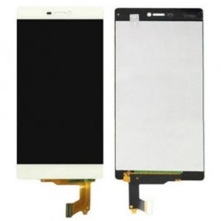 White Huawei P8 Complete Replacement Screen