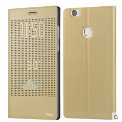Gold LED View Cover For Huawei Honor Note 8