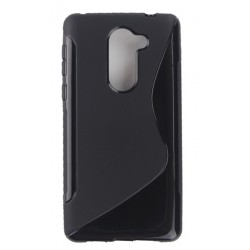 Black Silicone Protective Case Huawei Honor 6X