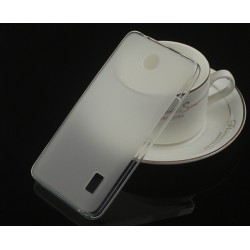 White Silicone Protective Case Huawei Y6