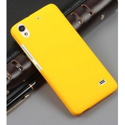 Huawei Ascend G620s Yellow Hard Case